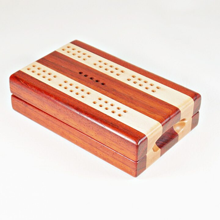 CTC-Padauk & Maple