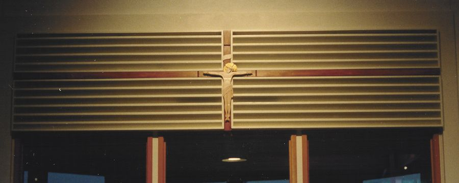 HT Chapel Cross Detail