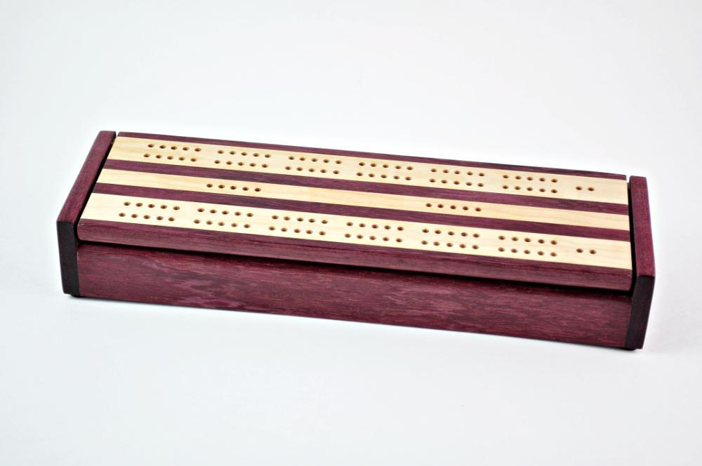 CBA-Purpleheartt & Maple