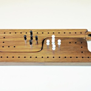 Pegs & Jokers Expansion Set - Black Walnut