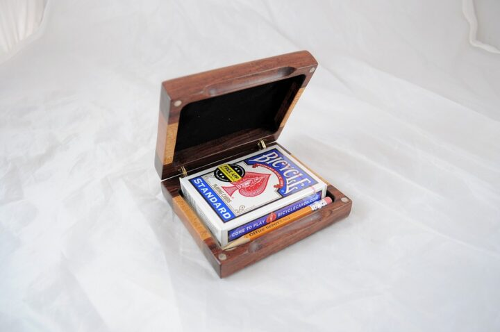 Playing Card Case #66 - Granadillo & Khaya Open